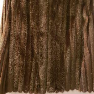 Saga Mink Coat Jacket